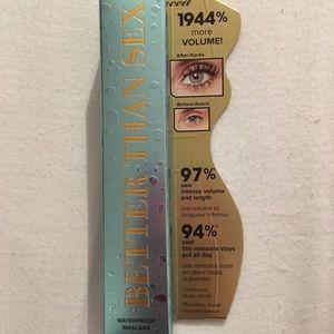 Better Than Sex Mascara waterproof full size
